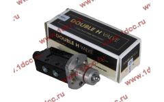 Клапан управления КПП (3+2 отв. под трубки) H2/H3,C,DF CREATEK фото Рыбинск