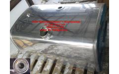 Бак топливный 400 литров алюминиевый F для самосвалов фото Рыбинск