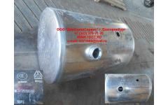 Бак топливный 380литров круглый H2/H3 фото Рыбинск