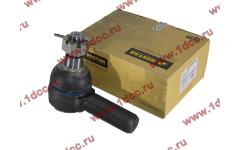 Наконечник рулевой тяги LH 27 M30x1.5 M24x1.5 L=122 ROSTAR фото Рыбинск