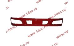 Бампер F красный пластиковый для самосвалов фото Рыбинск