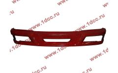 Бампер FN2 красный самосвал для самосвалов фото Рыбинск
