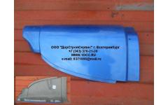 Обтекатель кабины левый HANIA синий фото Рыбинск