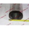 Гофра-труба выхлопная 6х4 с юбкой H2/H3 HOWO (ХОВО) WG9725540053 фото 5 Рыбинск